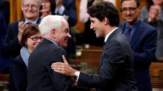 Canadian Ambassador to China
