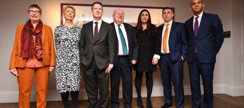Labour MPs resigned