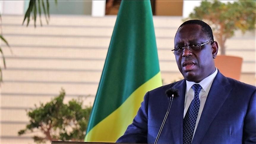 Macky Sall-Senegal