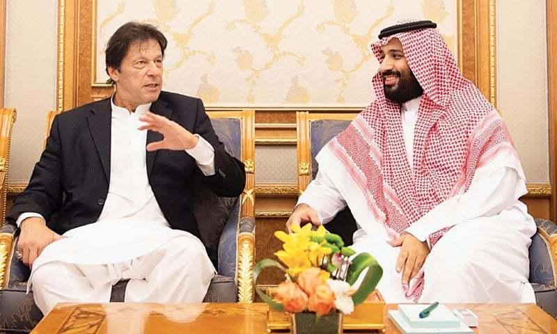 Pak-Saudi relations