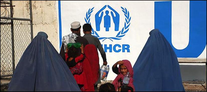 UNHCR-Afghans