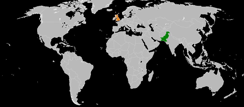 UK-Pakistan