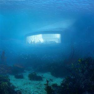Under water restaurant 1