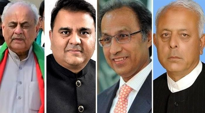 Ministers reshuffle
