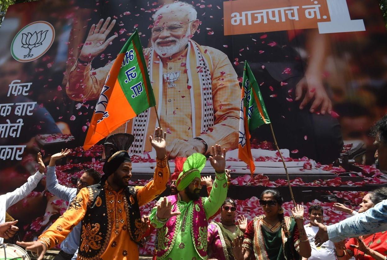 Modi-election