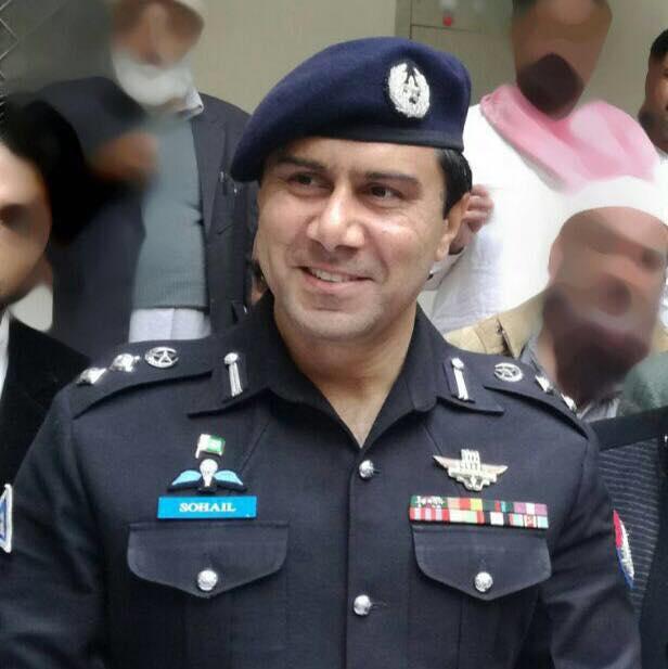 Muhammad Sohail Chohdry