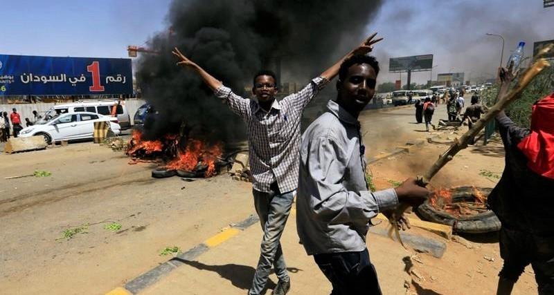 Sudan turmoil