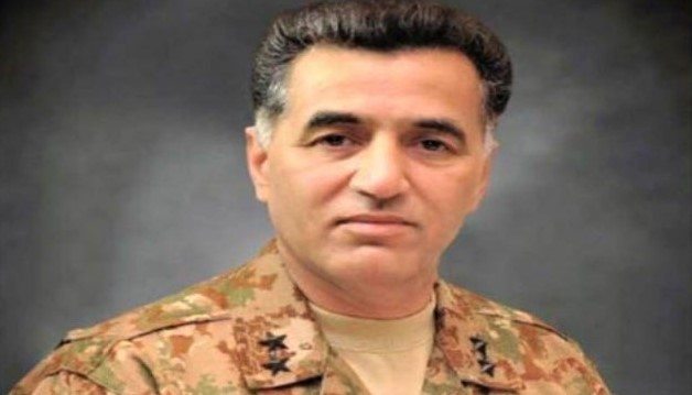 Faiz Hameed Lt Gen