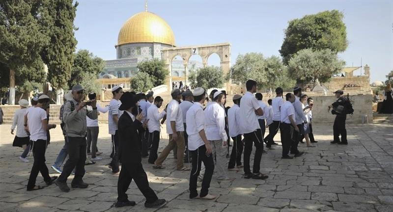 Israel-Al Aqsa Mosque