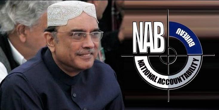 Zardari-NAB
