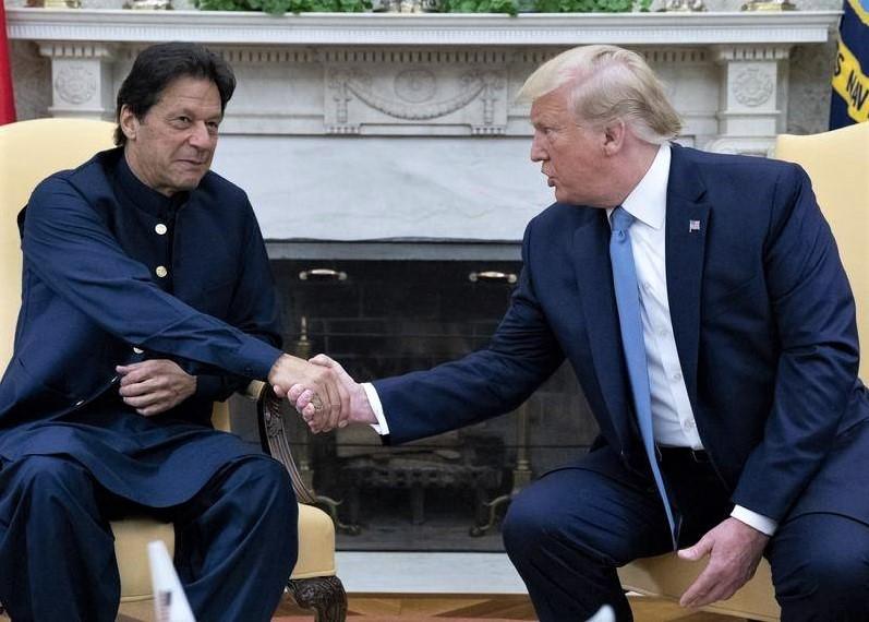 Imran-Trump 2