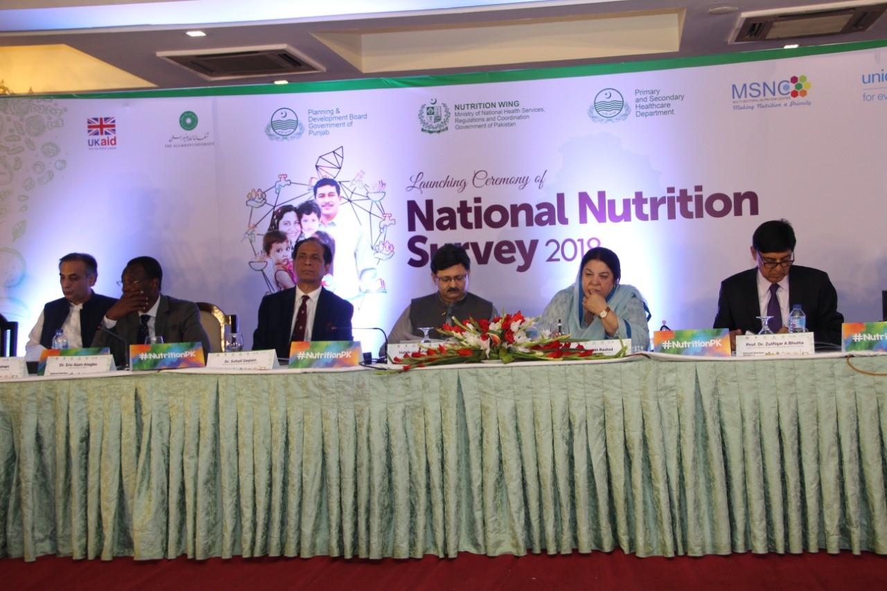Nutrition survey