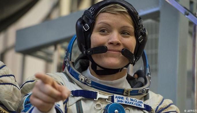 Astronaut-space crime