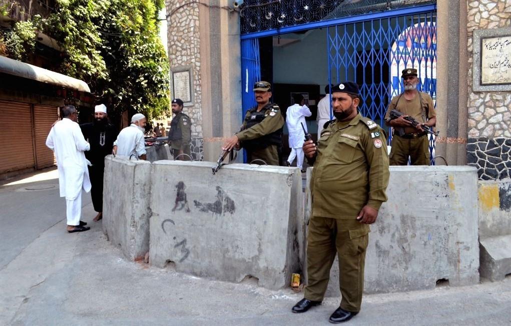 Eid al-Azha security