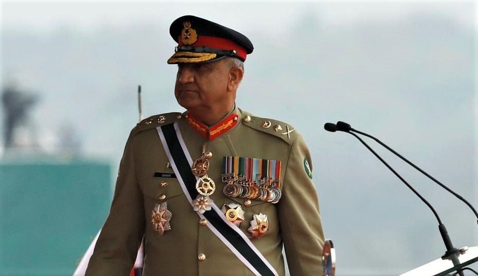 Gen Qamar Bajwa