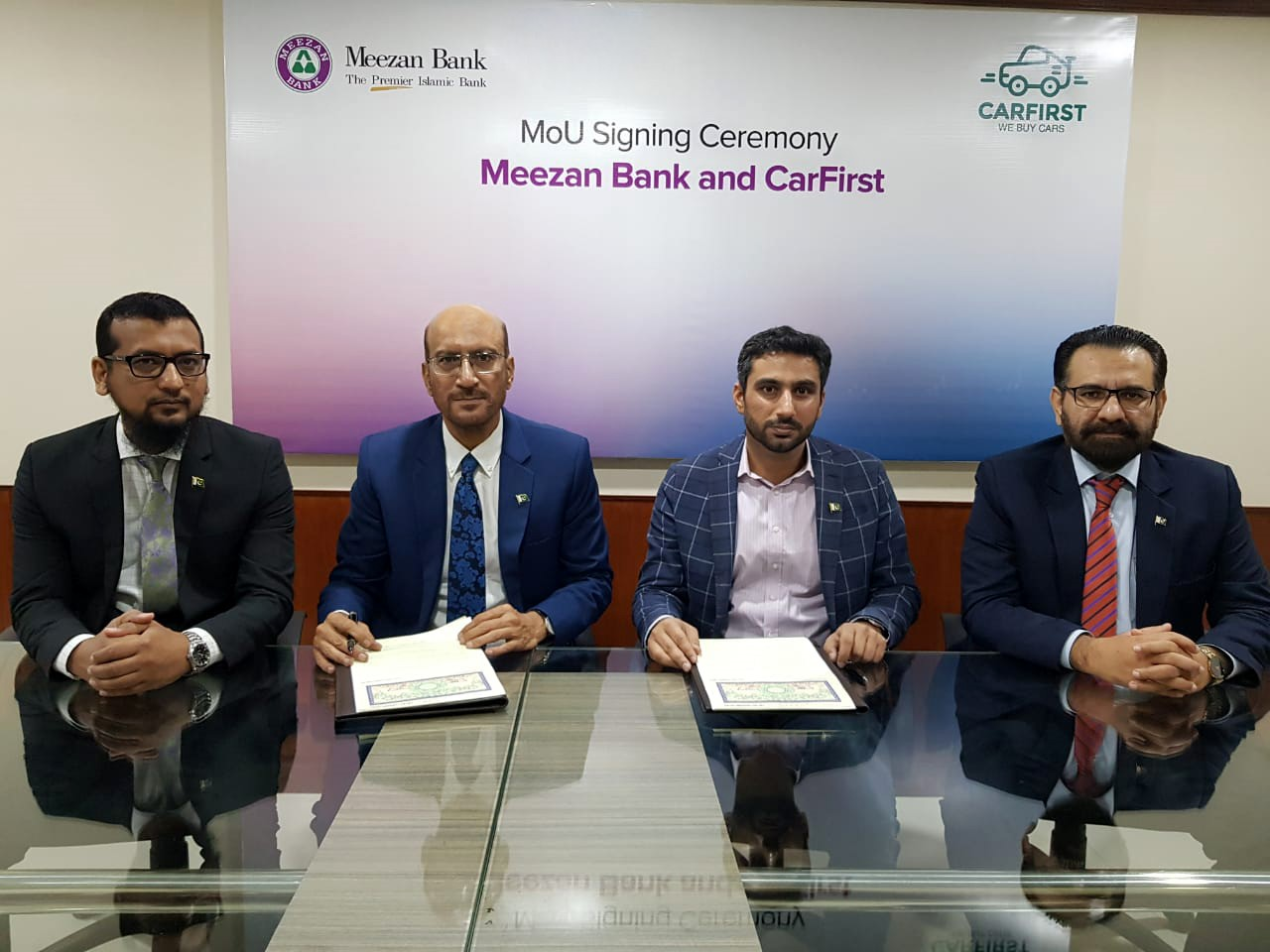 Meezan Bank and CarFirst