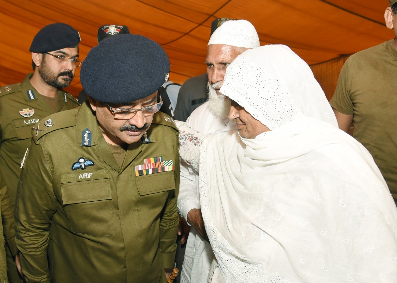 Police martyrs day 3