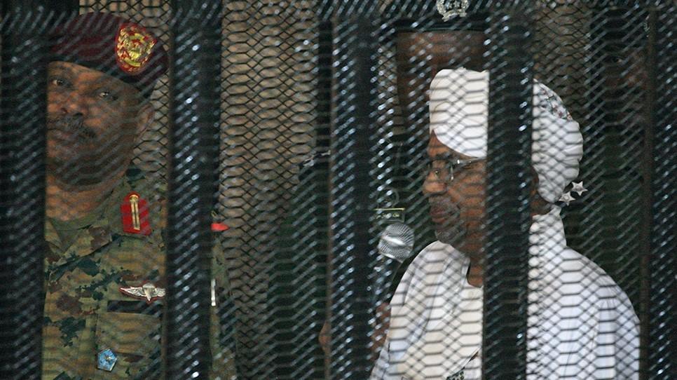 Sudan's al-Bashir