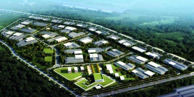 Allama Iqbal Industrial City Fsd