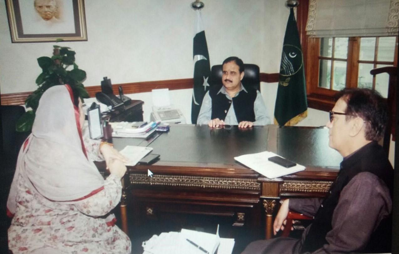 CM-Health Minister