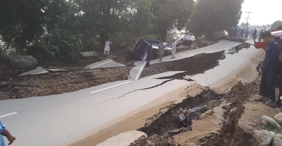 Earthquake Mirpur casualties