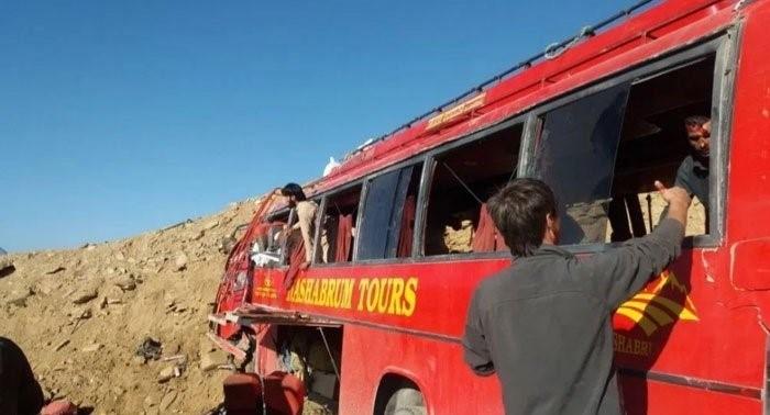 GB Bus accident