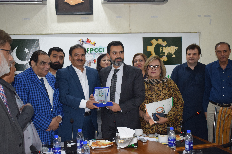 Governor SBP-FPCCI Lahore