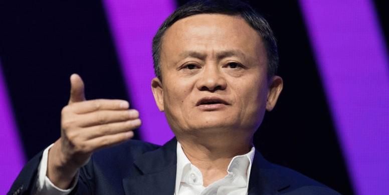 Jack Ma-Alibaba