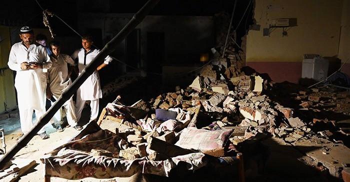 Mirpur-Earthquake