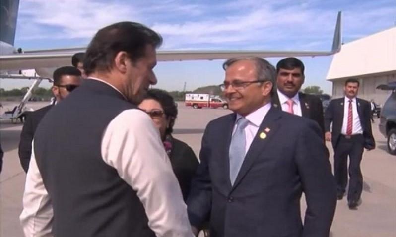 PM Imran-US visit