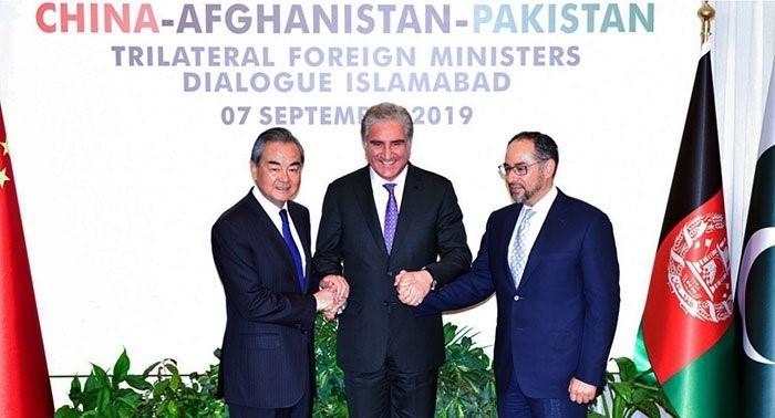 Pak-Afghan-China