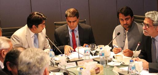 Punjab HEC meeting