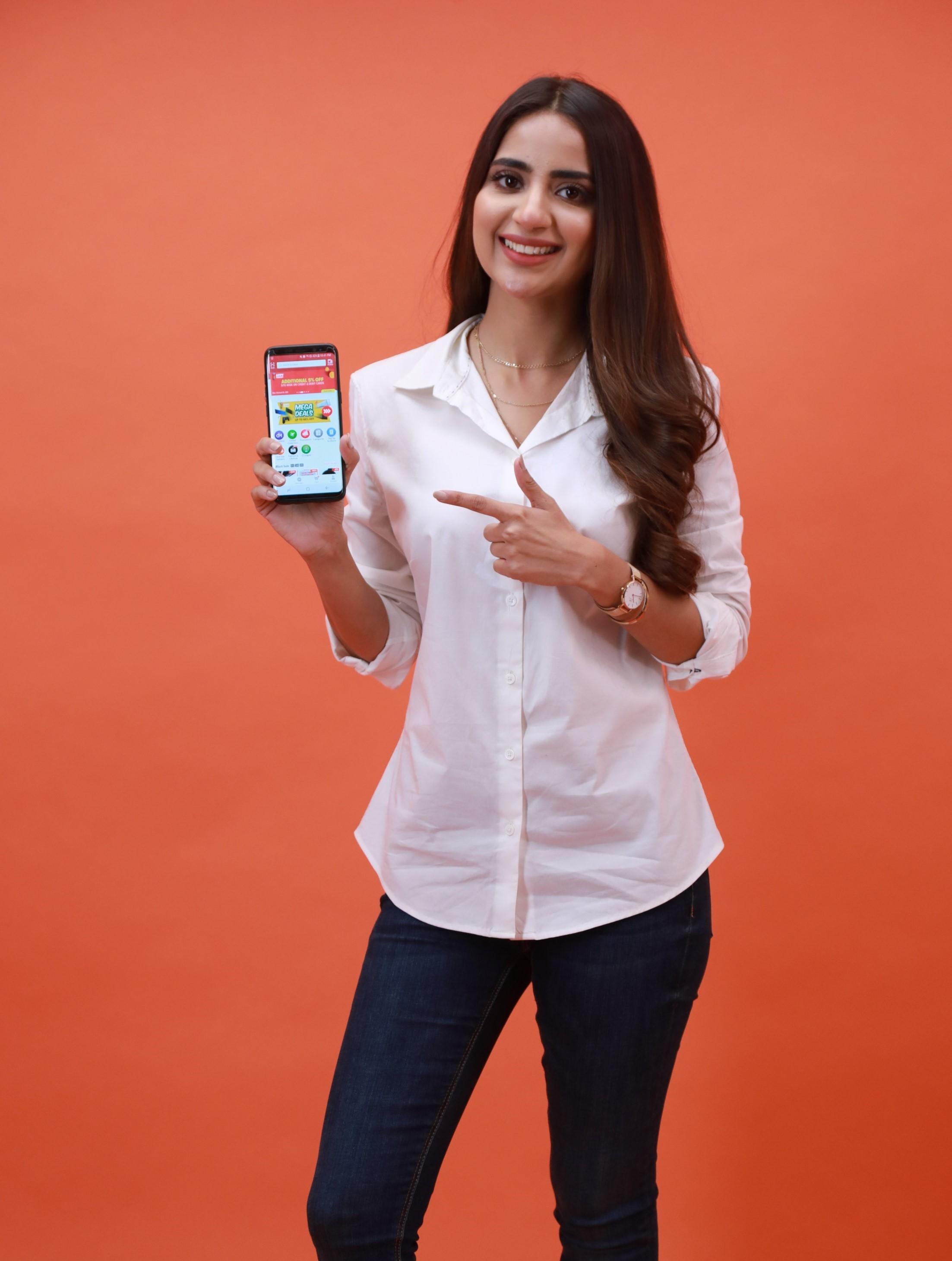 Daraz-TV advertising