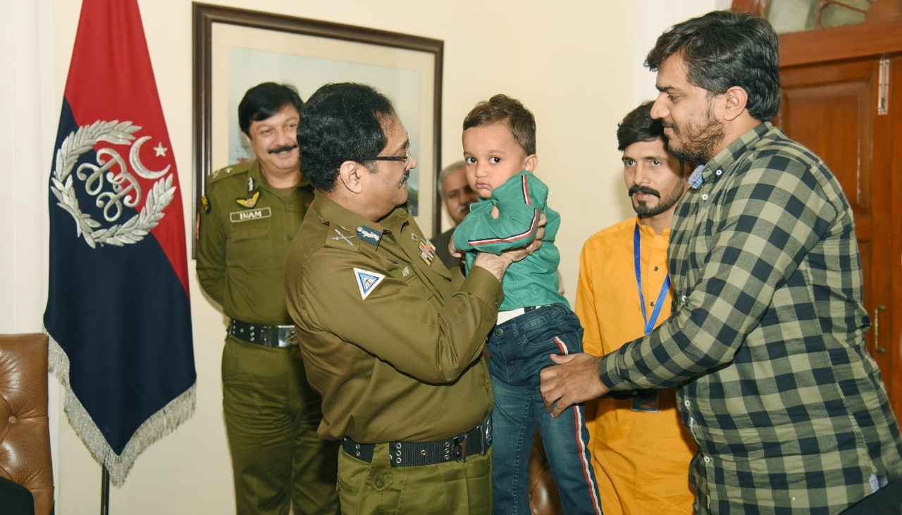 IGP-Parents of kidnapped children