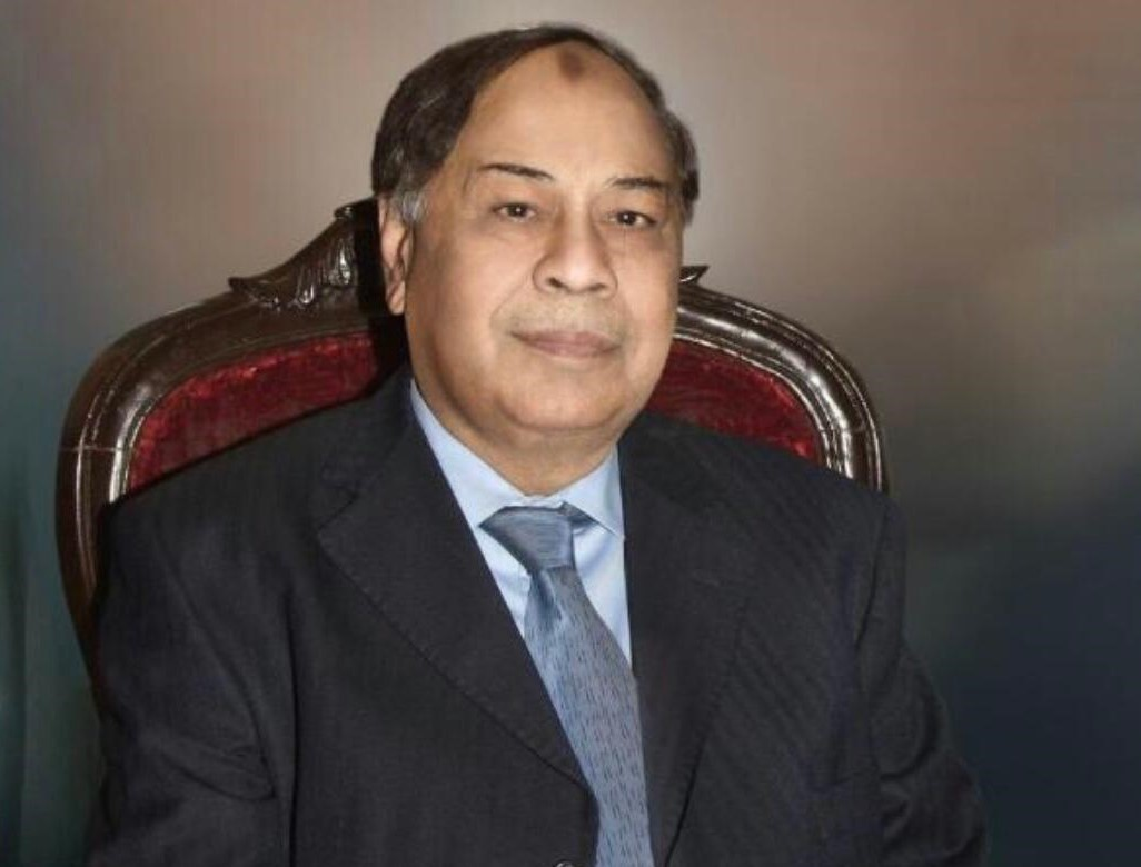 PBEA chairman Azhar Majeed