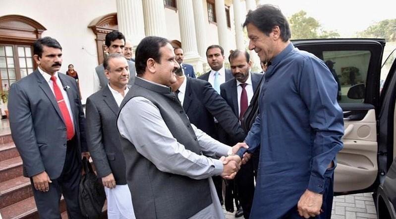 PTI-Punjab bureaucracy