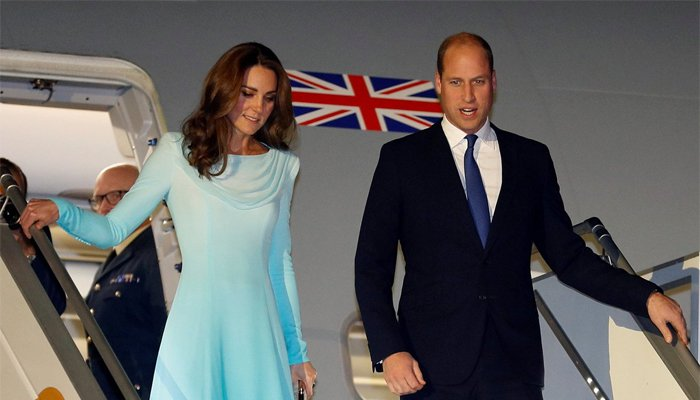 Prince William- Kate- Pakistan visit