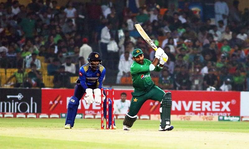 Sri Lanka-Pakistan T201