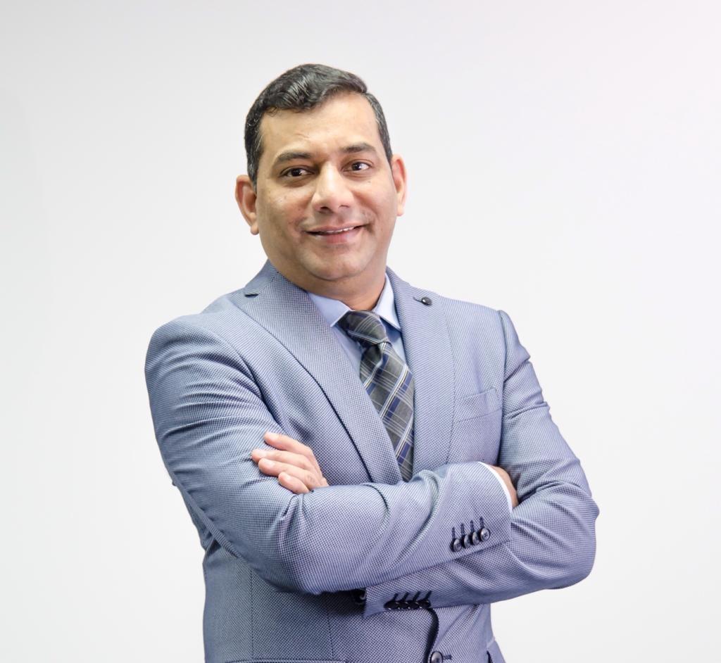 Avivo CEO Dr Atul