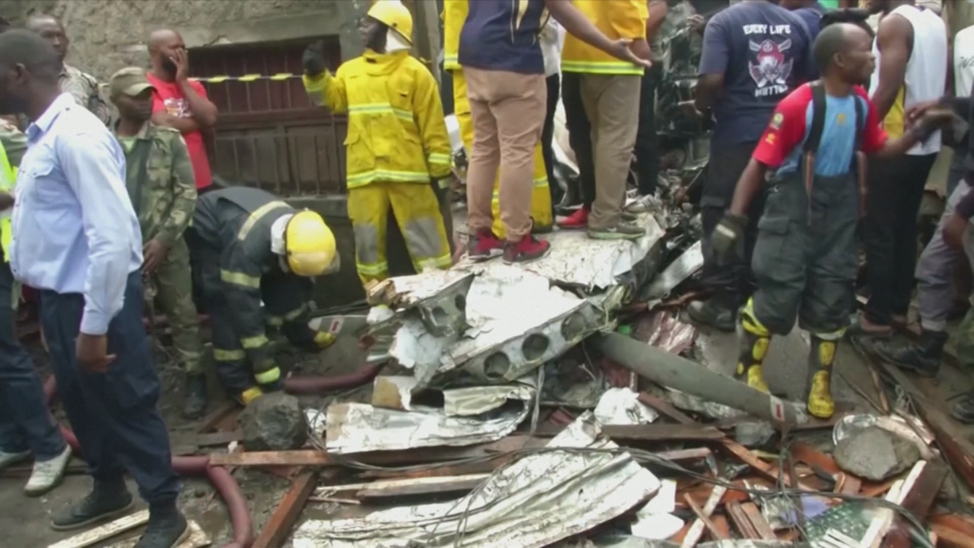 DR Congo plane crash