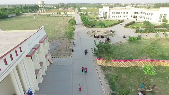 University of Okara