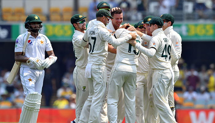 Australia-Pakistan-Test