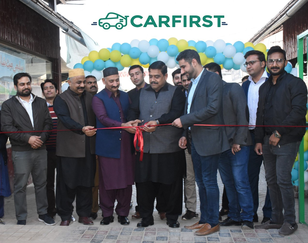 CarFirst-Faisalabad