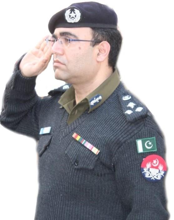 DIG Rai Babar Saeed