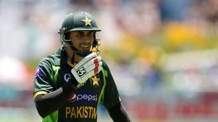 Nasir Jamshed cricketer