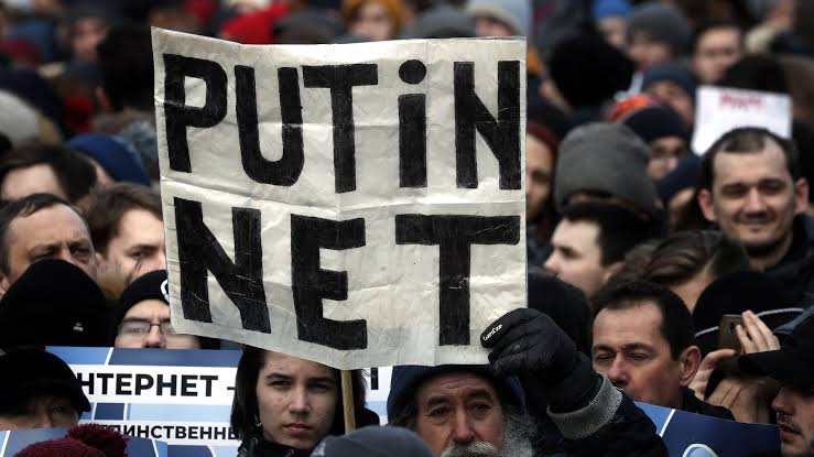 Russia-unplugged internet