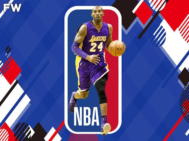 Kobe-NBA logo