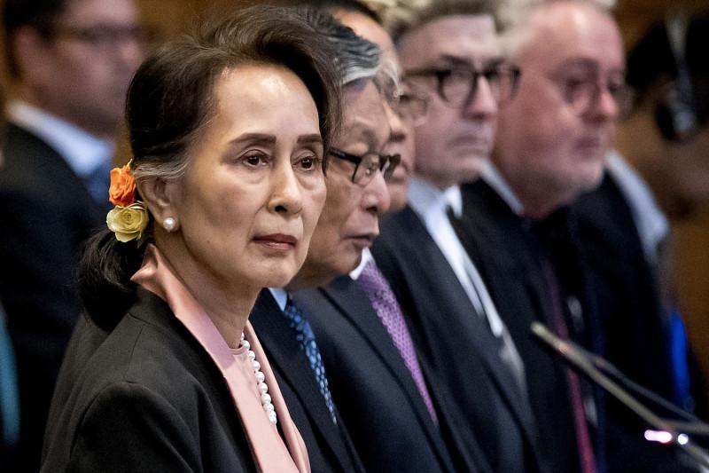 Rohingya-ICJ ruling