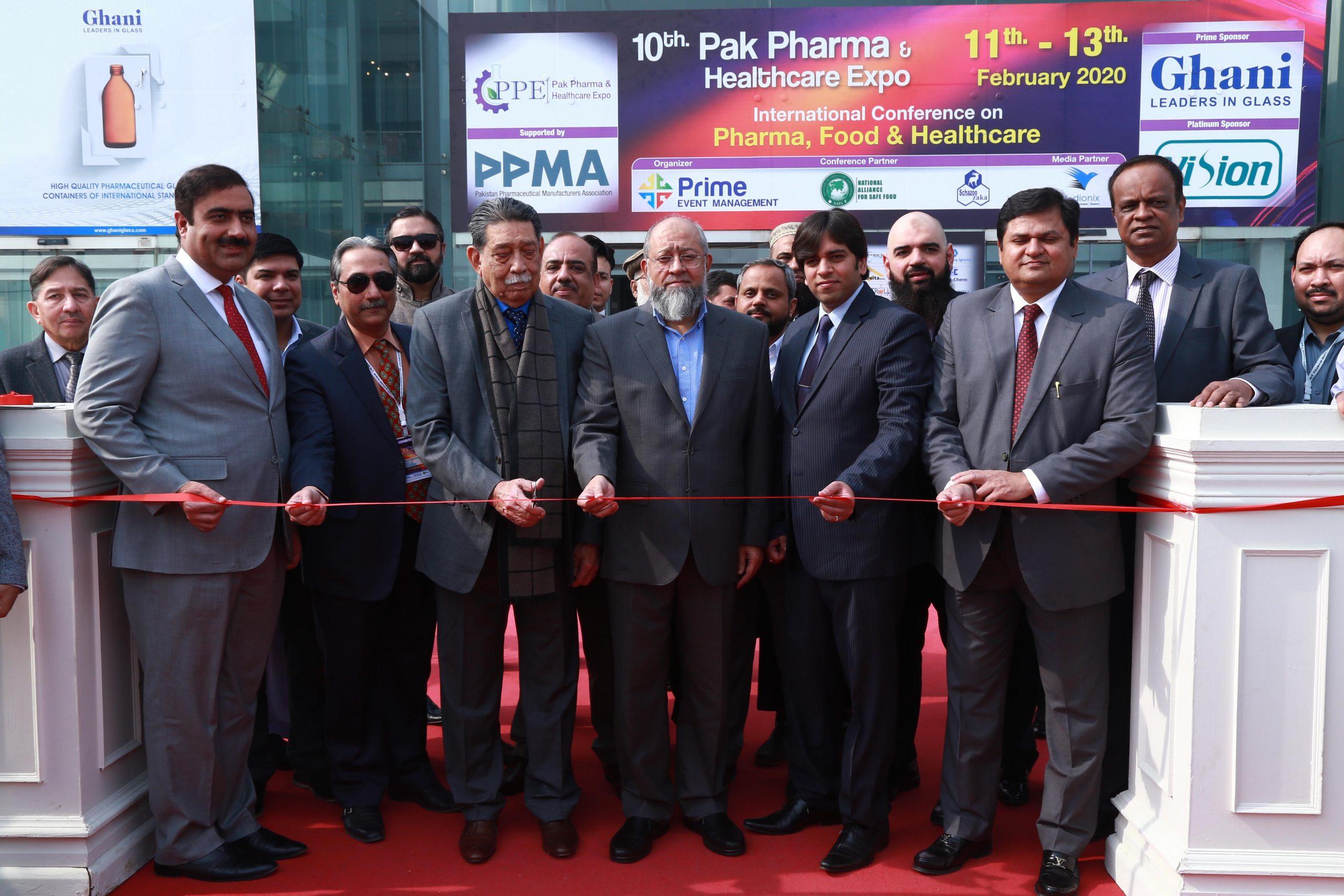 10th pharma expo 1