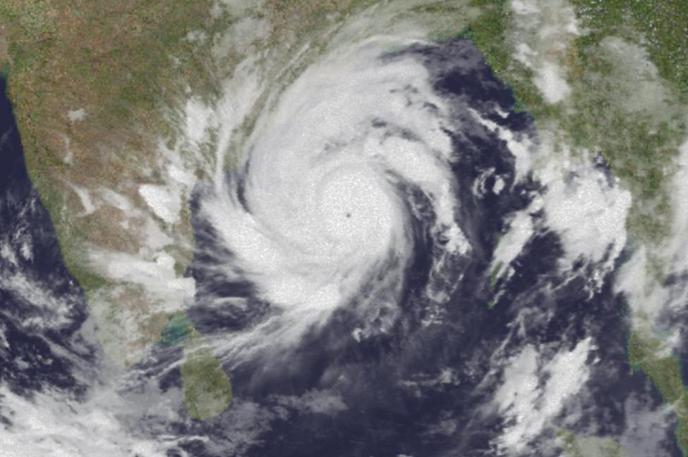 Cyclone Amphan
